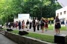 Abiturentlassfeier auf der Freilichtbühne Bökendorf 25. Juni 2020