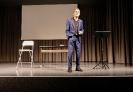 Kabarettisten in der Schule - Ingo Börchers 31. 10. 2019